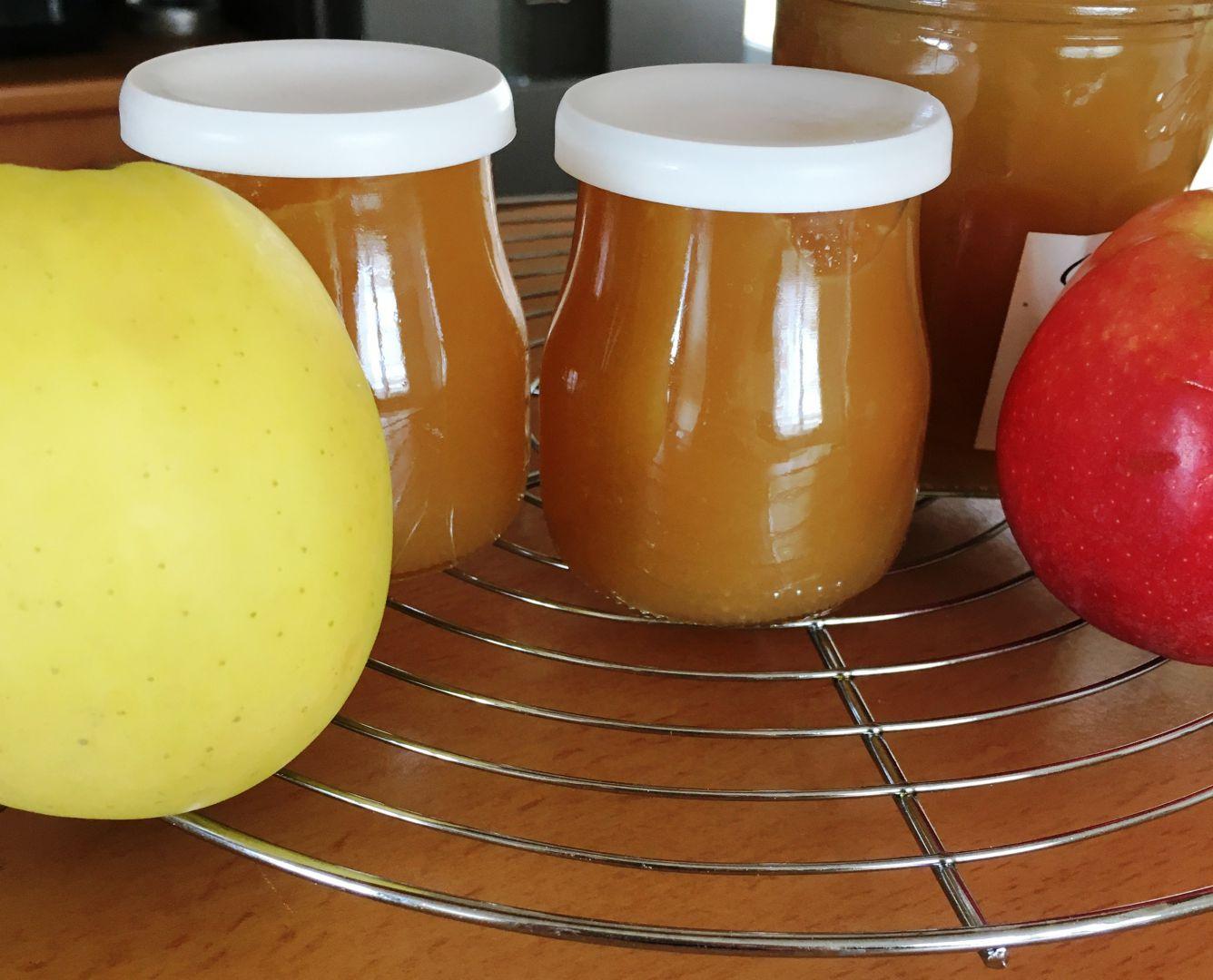 recette confiture de pommes sur la cuisine de kiki blog. Black Bedroom Furniture Sets. Home Design Ideas