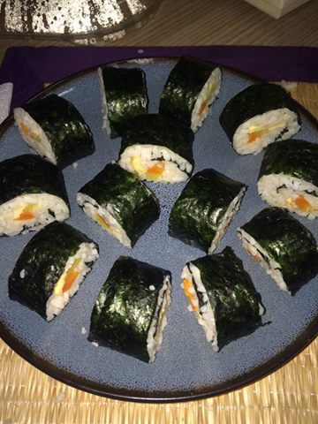 Recette maki sur ii blog de cuisine de nabila - Blog cuisine etudiante ...