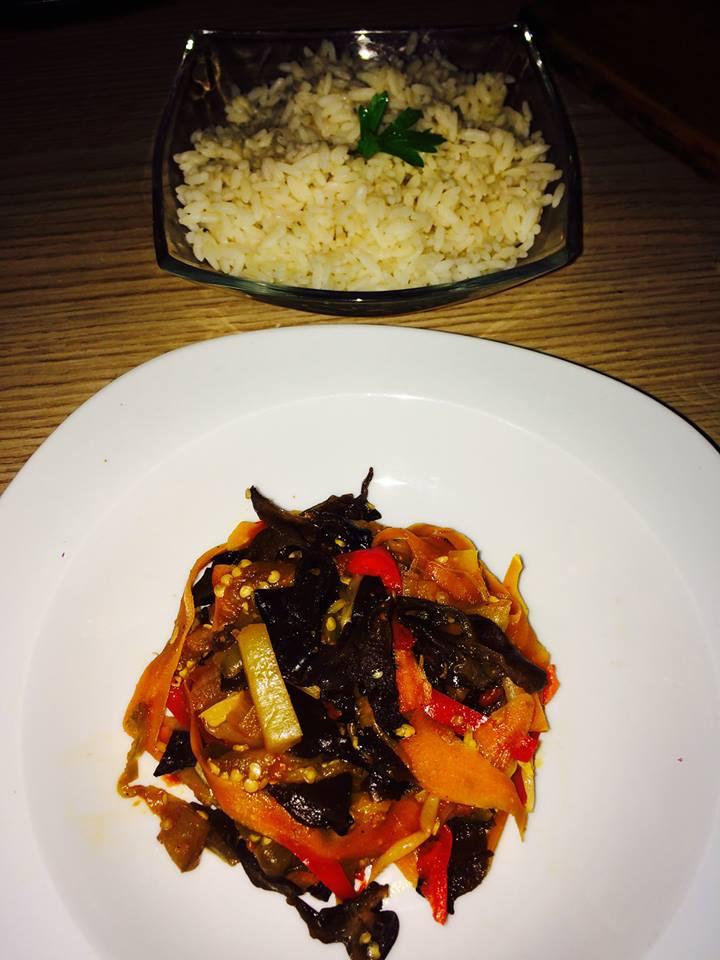 Recette saut de legumes asiatique sur ii blog de cuisine de nabila - Blog recette de cuisine asiatique ...