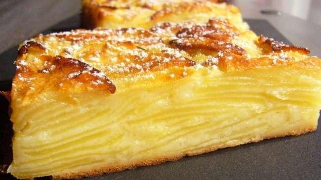 Gateau Aux Pommes Moule Cake