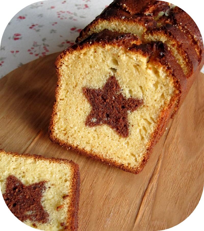 recette cake marbr en toile sur les recettes de cocotte blog de cuisine de cocotte. Black Bedroom Furniture Sets. Home Design Ideas