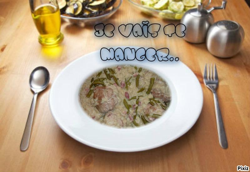 Recette paupiettes de porc riz haricots verts cookeo sur - Cuisiner haricots verts surgeles ...