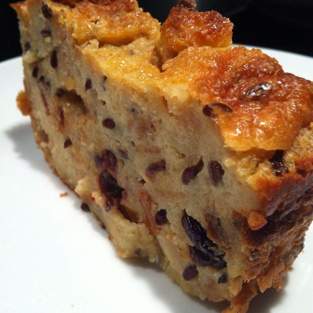 recette pudding raisins sur la cuisine de lili blog de cuisine de slili34. Black Bedroom Furniture Sets. Home Design Ideas