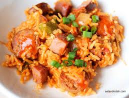 recette jambalaya creole cookeo sur la cuisine de lili blog de cuisine de slili34. Black Bedroom Furniture Sets. Home Design Ideas