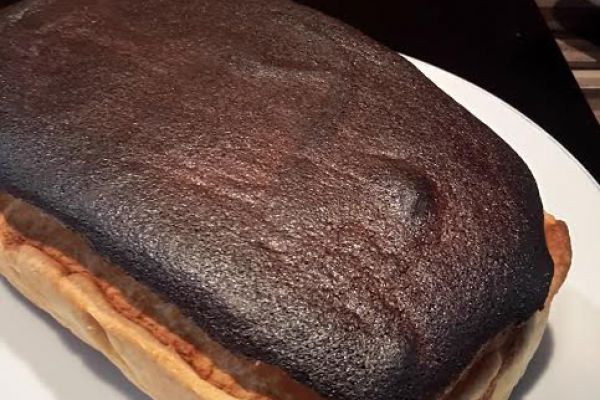 Recette TOURTEAU CAKE FROMAGER