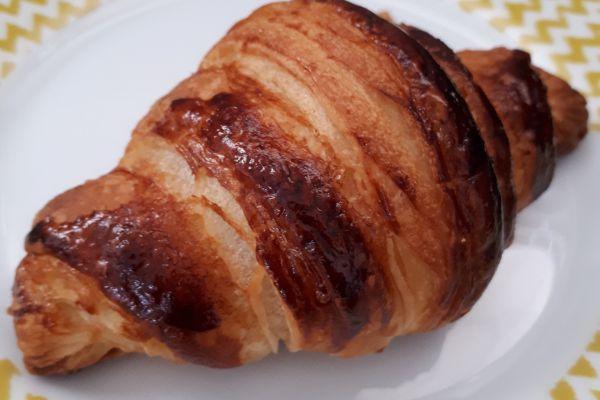 Recette Croissants pure beurre