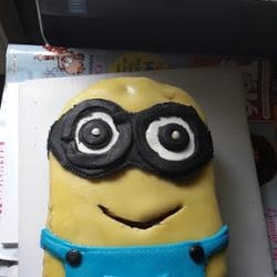 Recette Sponge cake minion mignion