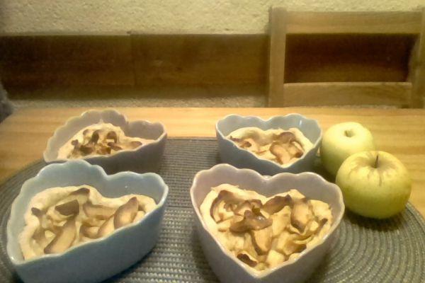 Recette Tartelettes aux pommes caramélisées