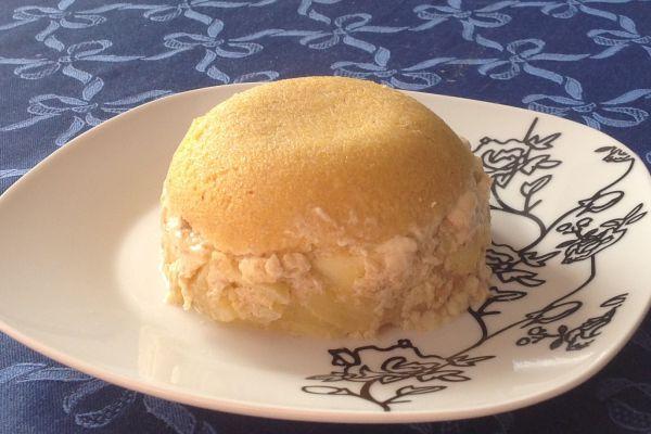 Bowlcake bitexture pomme polenta - 6 pp (6SP)
