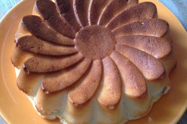 Recette Gâteau au fromage blanc - 3 pp (3 SP)