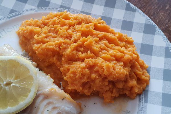 Purée de patate douce - 5pp