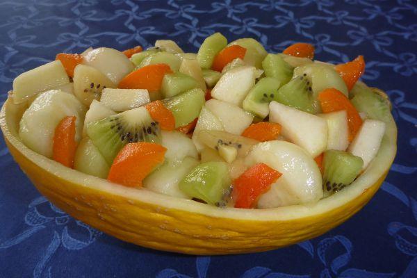 Recette Salade de fruits en plusieurs façons - 0 pp (0 SP)