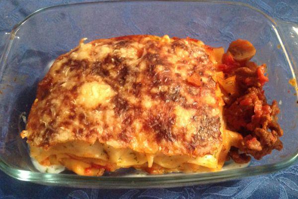 Recette Lasagnes bœuf - 11 pp