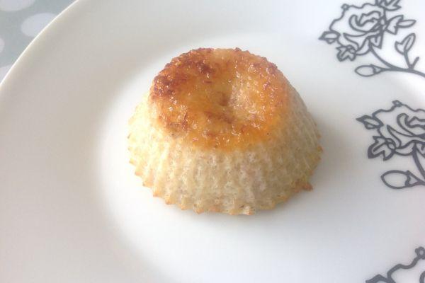 Recette Petits flans de tapioca/banane - 1 pp l'un