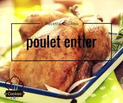 COOKEO - Poulet entier