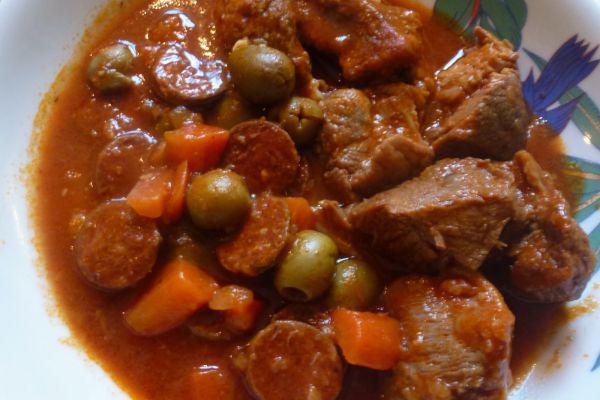 Sauté de veau aux olives COOKEO