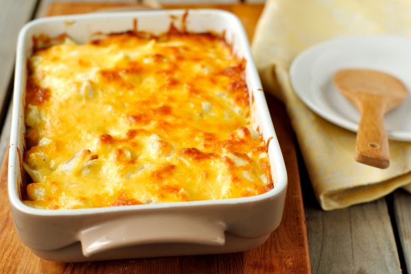 Recette Gratin dauphinois de patate douce