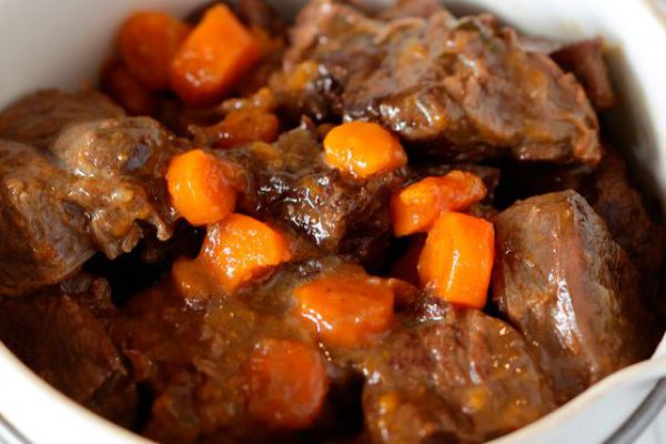 Boeuf mode carotte COOKEO
