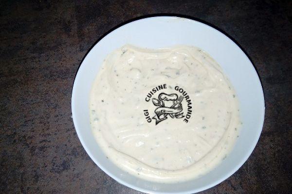 Recette sauce blanche pour potatoes