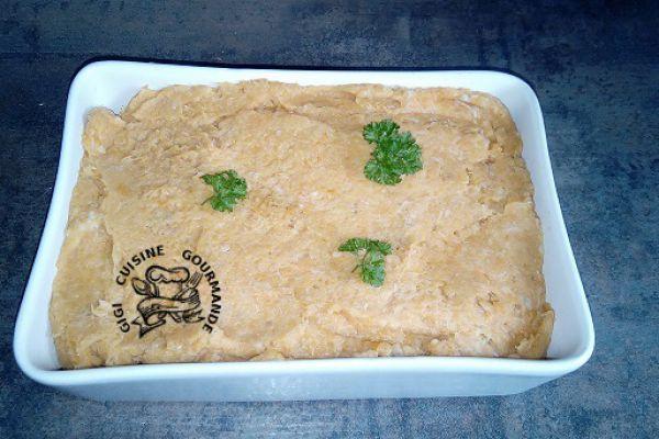 Recette brandade de patates douces et lieu noir (cookéo)