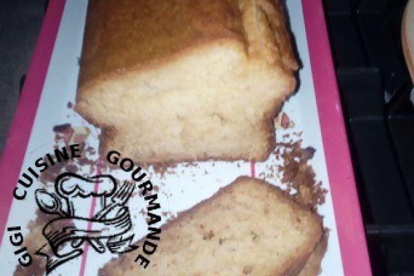 Recette CAKE FROU FROU au thermomix
