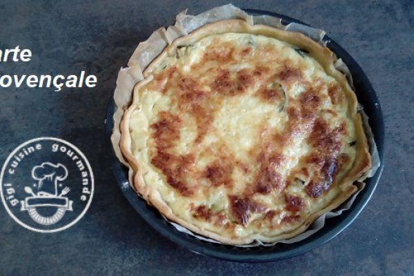Recette Tarte provencale