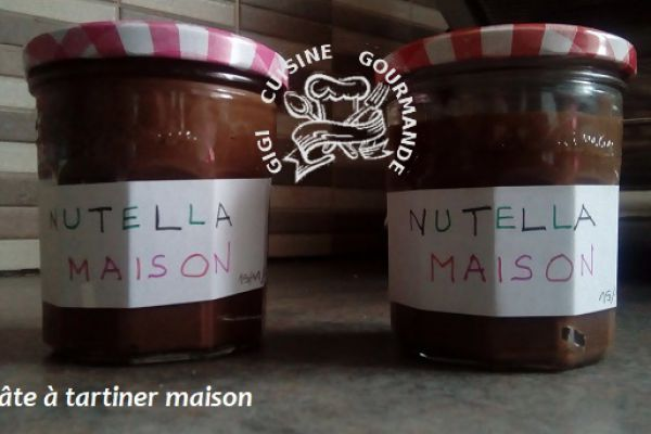 Recette PATE A TARTINER maison (au THERMOMIX)