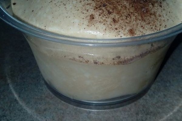 MOUSSE GLACEE AU CAFE AU THERMOMIX