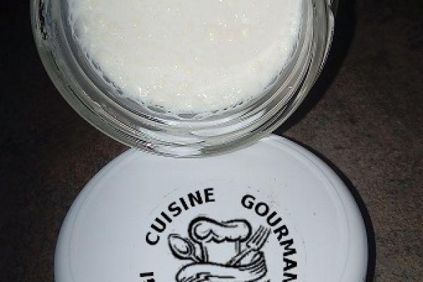 Recette yaourts fermes au thermomix et yaourtière