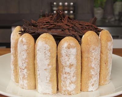 Recette La pâtisserie selon Nathalie Nguyen - La jolie charlotte