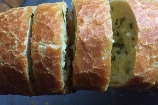 Recette pain à l'ail et persil