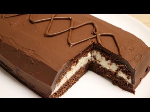Recette gâteau façon kinder délice