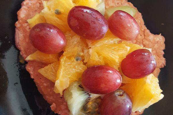 Recette Crêpes aux flocons d'avoine diététique