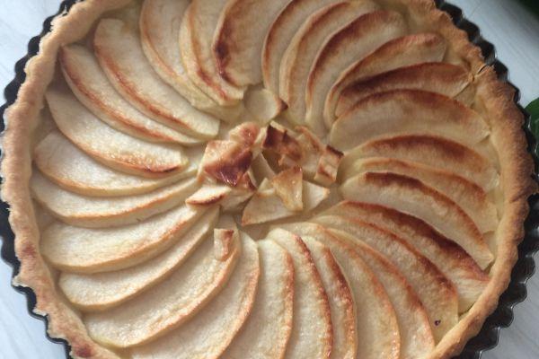 Recette Tarte à la pomme