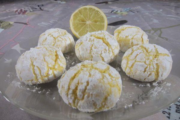 Recette Crinkles au citron (façon Nadj)