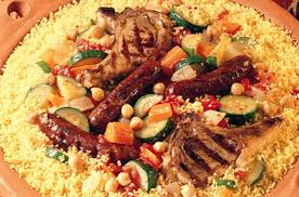 Recette Couscous marocain traditionnel