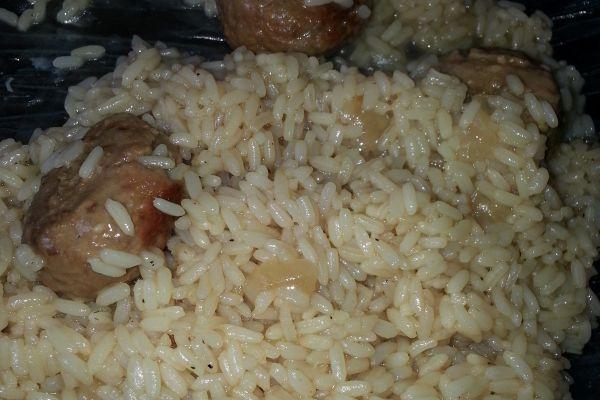 Recette Boulettes de boeuf au riz