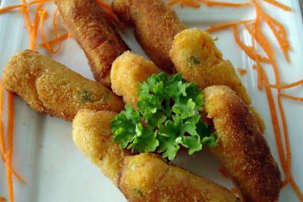 Recette Croquettes de carotte