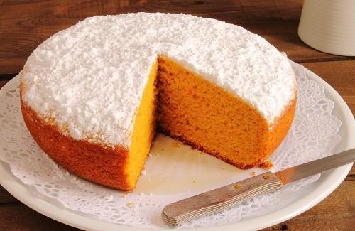 Recette Gâteau à la carotte