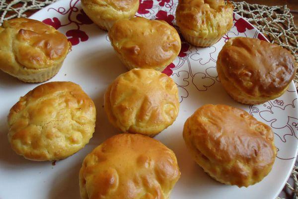 Recette Muffin crevette et curry