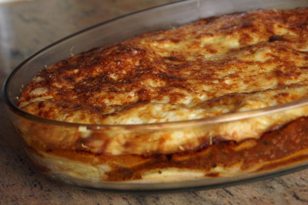 Recette Lasagne aux crêpes