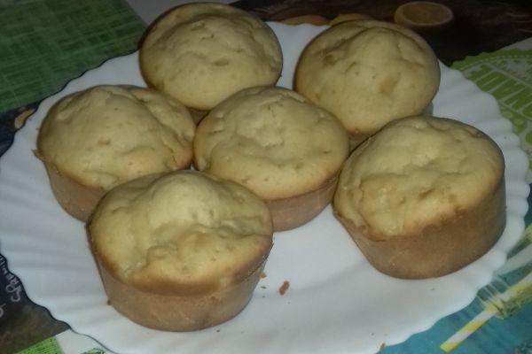 Recette Muffins à l'ananas