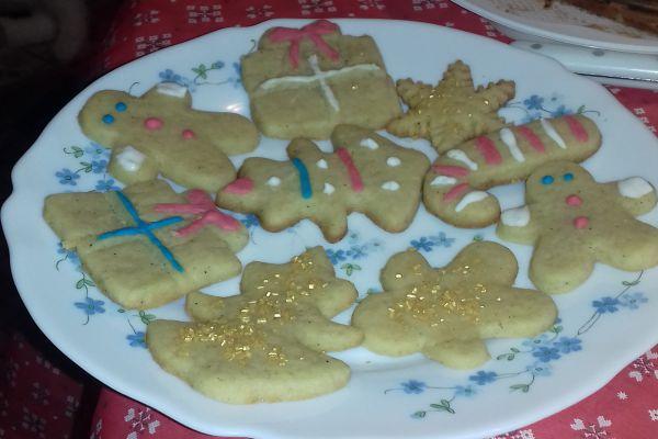 Recette Sablés aux épices de Noël