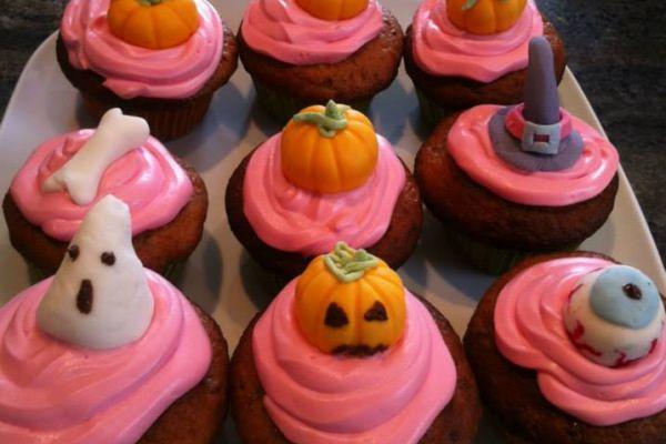 Recette Halloween Muffin's