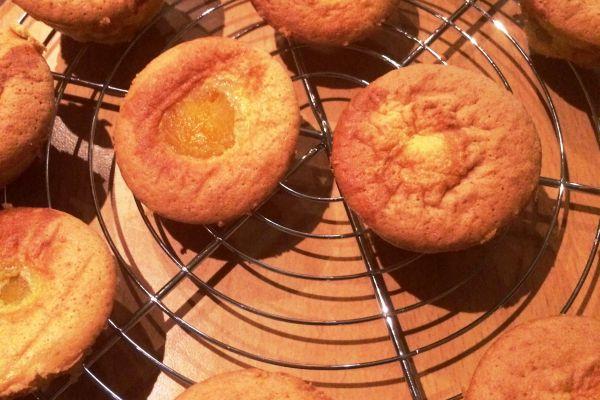 Recette Petits gâteaux Abricots