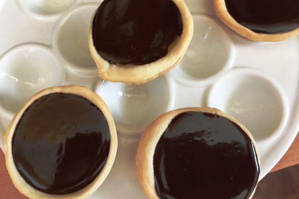 Recette Mini tartelette caramel chocolat