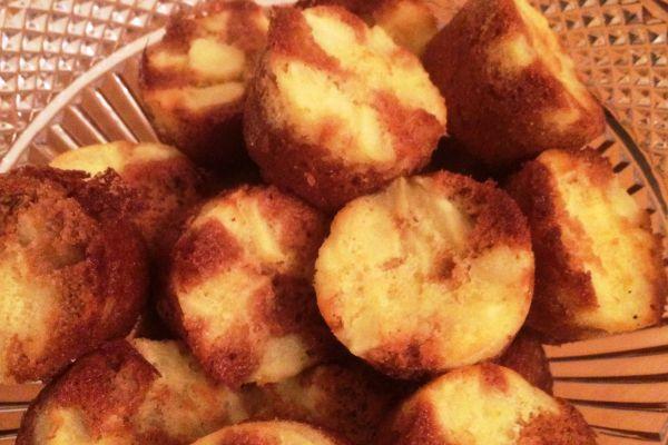 Recette Ptits gâteau pomme carambar