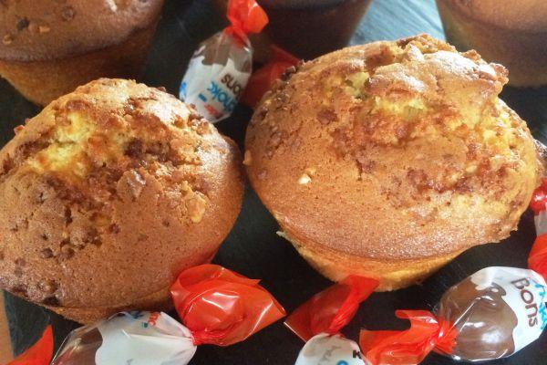 Recette Muffin au chocobon