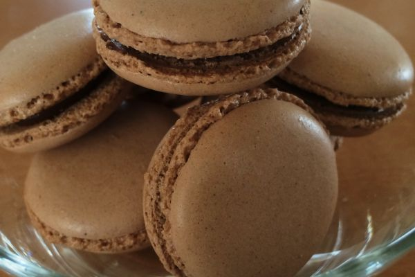 Recette Macarons aux carambars