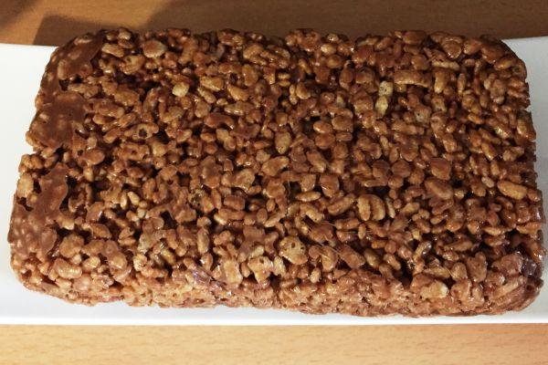 Recette Cake céréales aux Mars